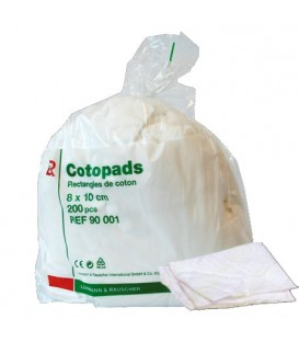 Coton rectangle Cotopad